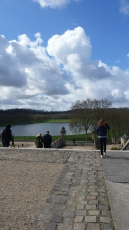 Beautiful, wonderful, Versailles.