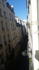 Views from your own Parisian apartment