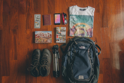 The Top 5 Things you Need to do Before Packing for a Trip
